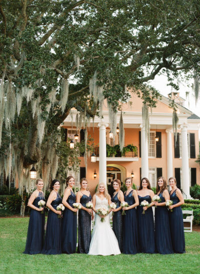 Southern Plantation Wedding Photography
